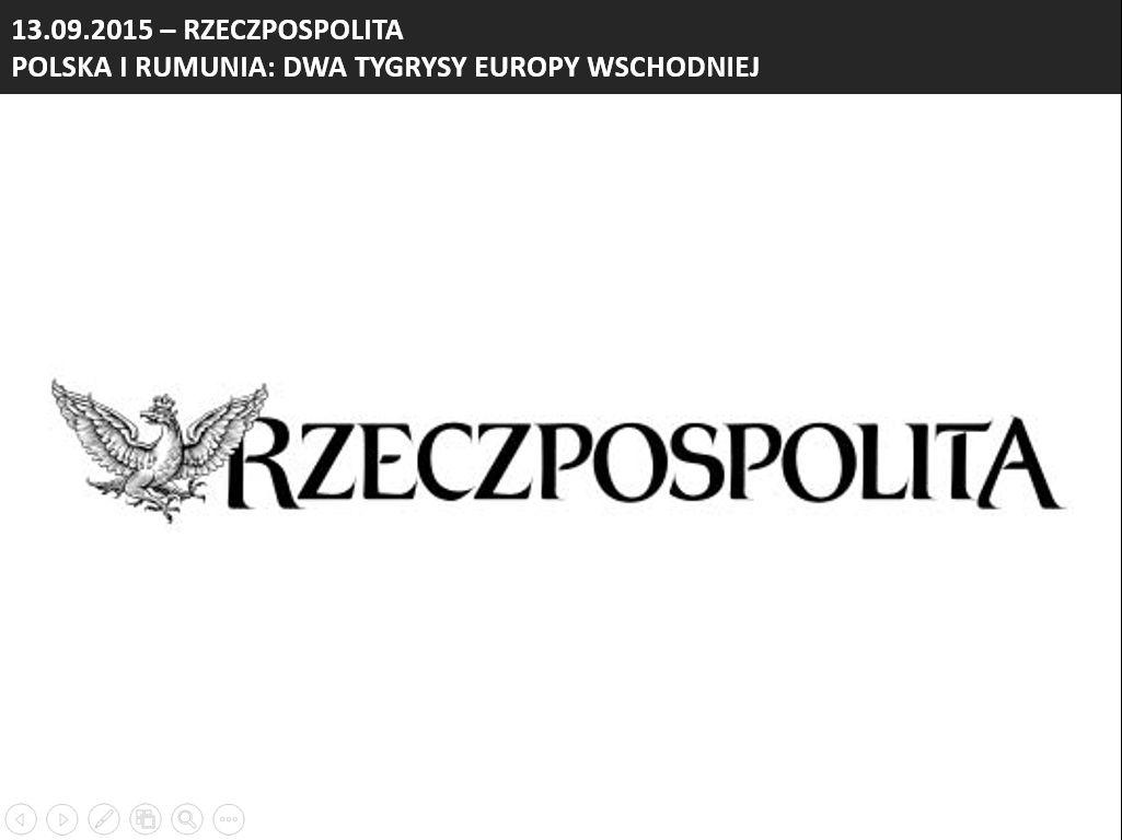 Polska i Rumunia: Dwa tygrysy Europy Wschodniej