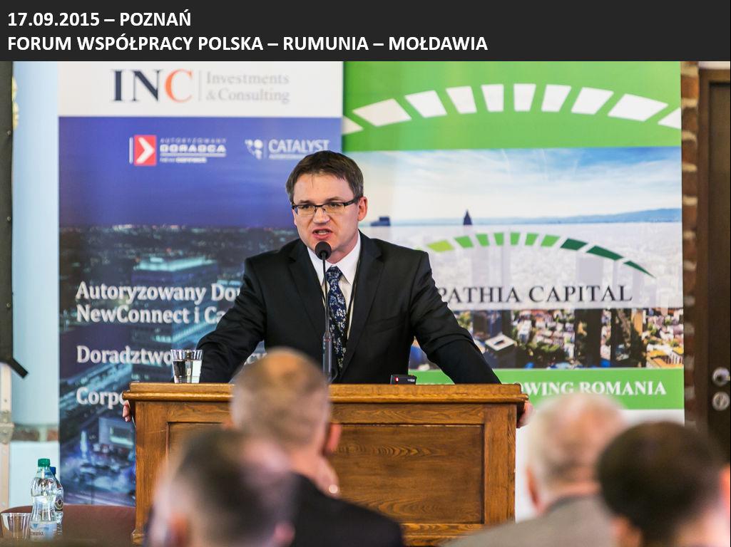 Forum Współpracy Polska-Rumunia-Mołdawia