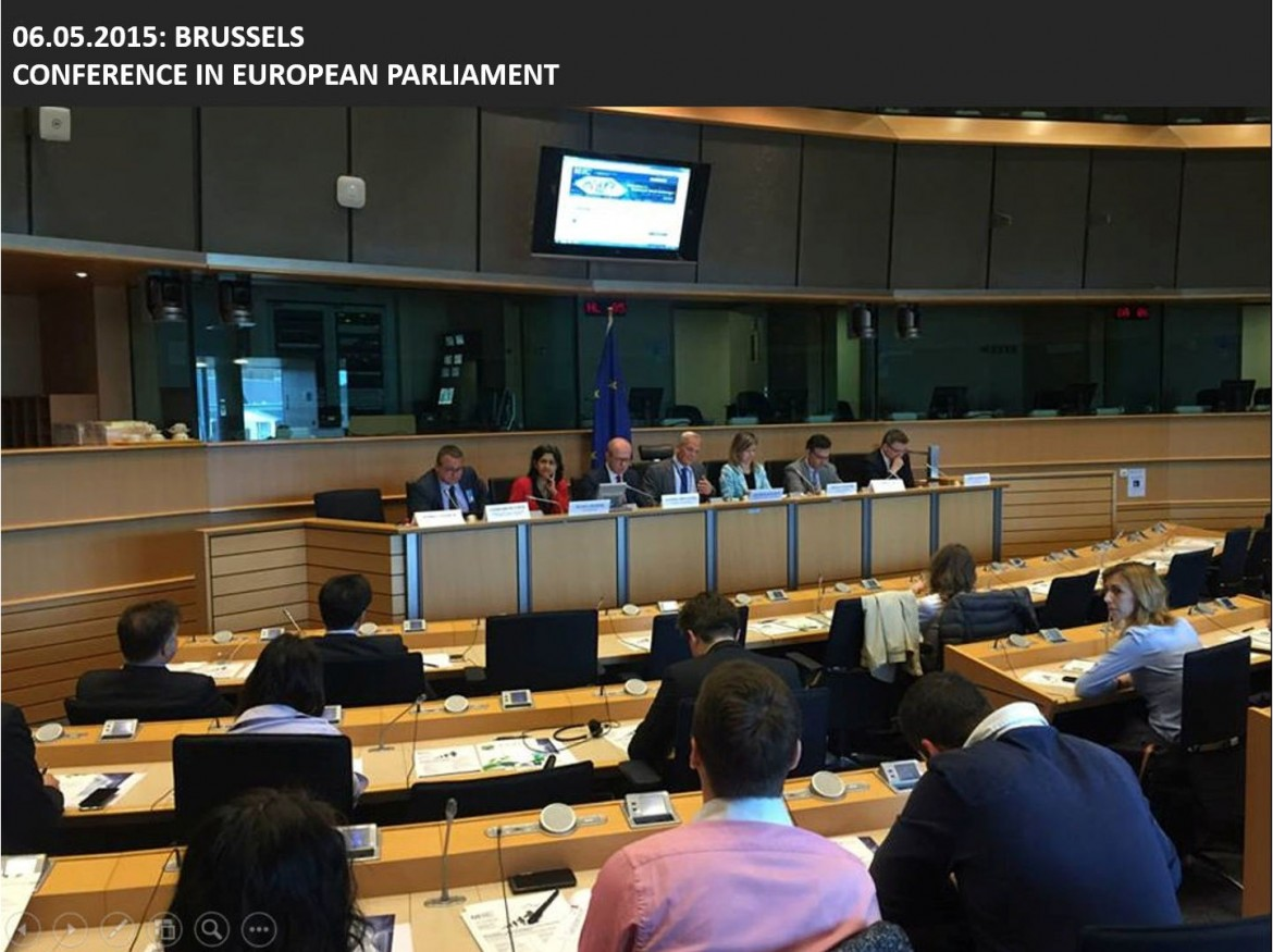 Conference in European Parliament